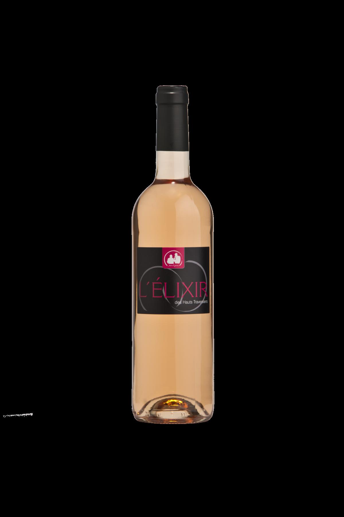 Domaine des Hauts Traversiers Rosé l'Elixir