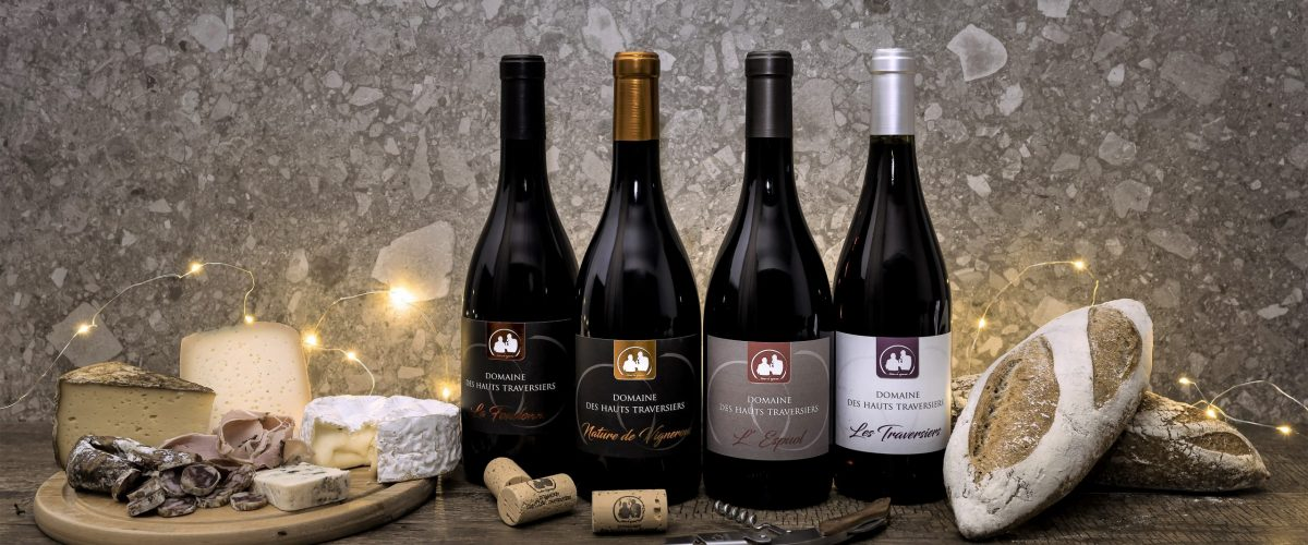 domaine hauts traversiers vins rouges